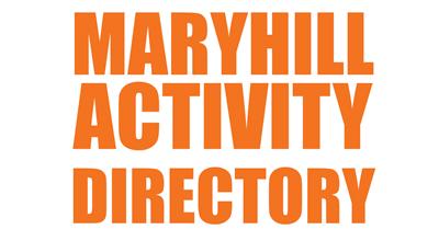 Maryhill Activity Directory