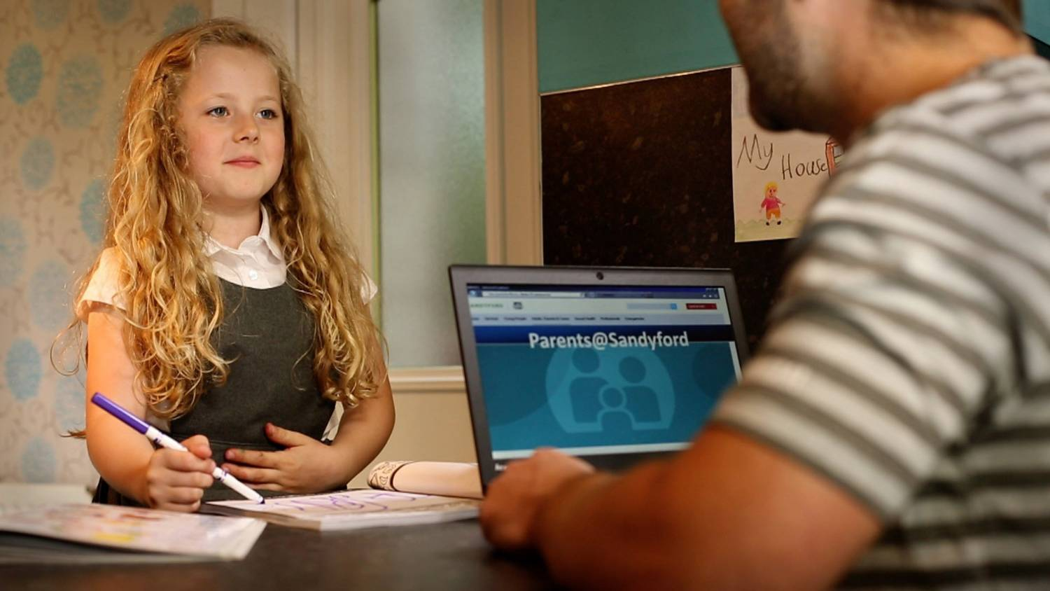 Parents @ Sandyford Makes it Easier to Talk to Your Kids About Growing Up
